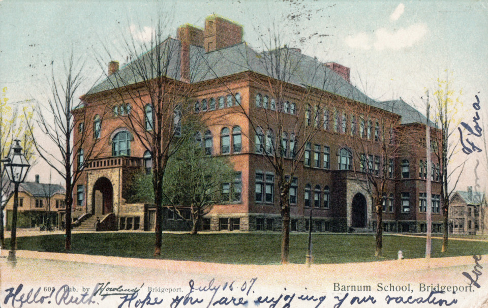 Barnum School, Bridgeport