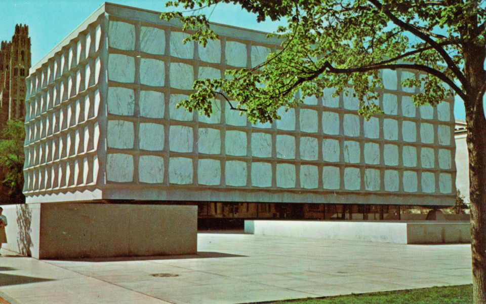 Beinecke Library, New Haven