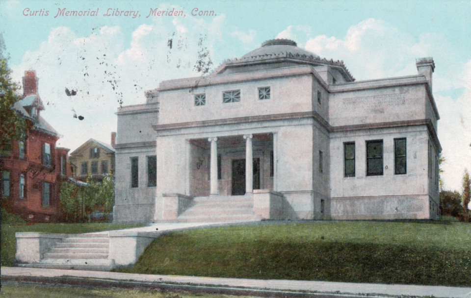 Curtis Memorial Library, Meriden