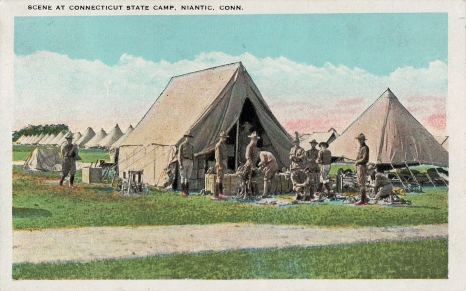 CT National Guard Camp, Niantic