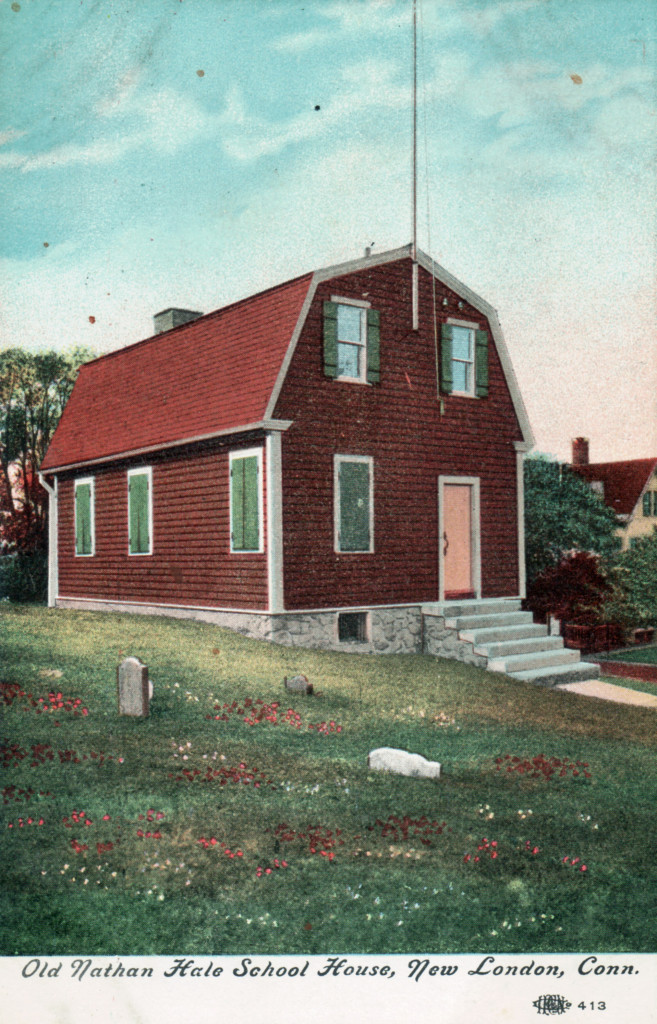 Nathan Hale Schoolhouse, New London