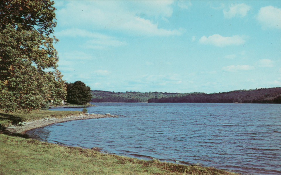 Hemlock Reservoir, Easton