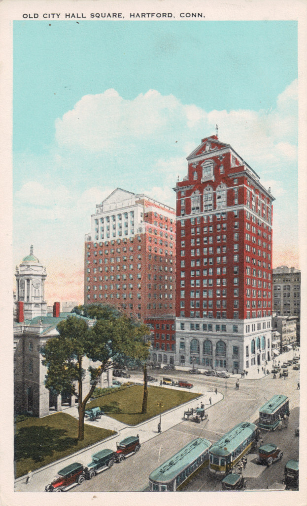 Old City Hall Square, Hartford
