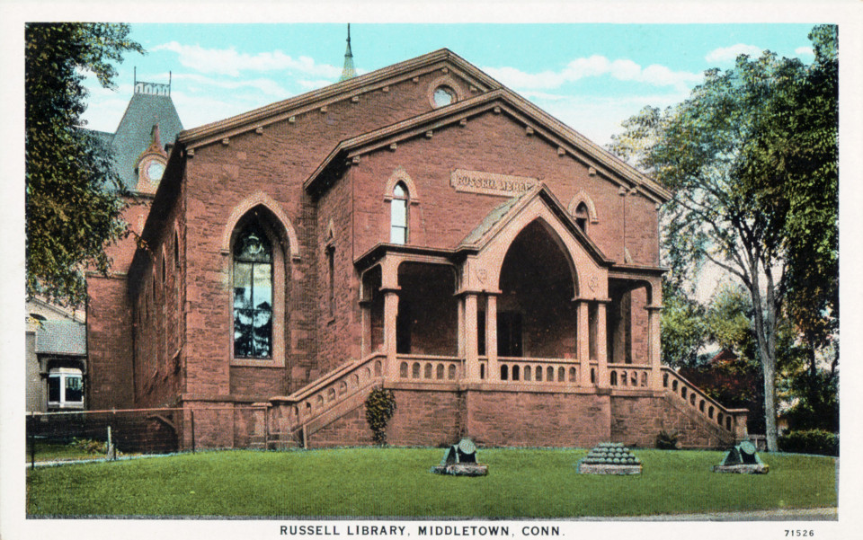 Russell Library, Middletown