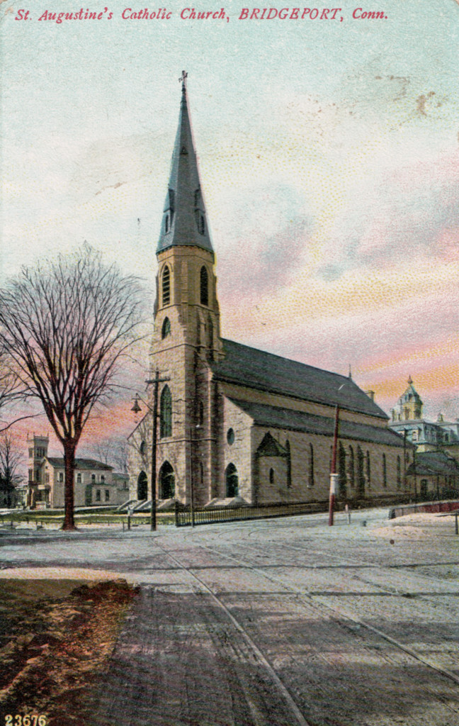 St. Augustine Cathedral, Bridgeport
