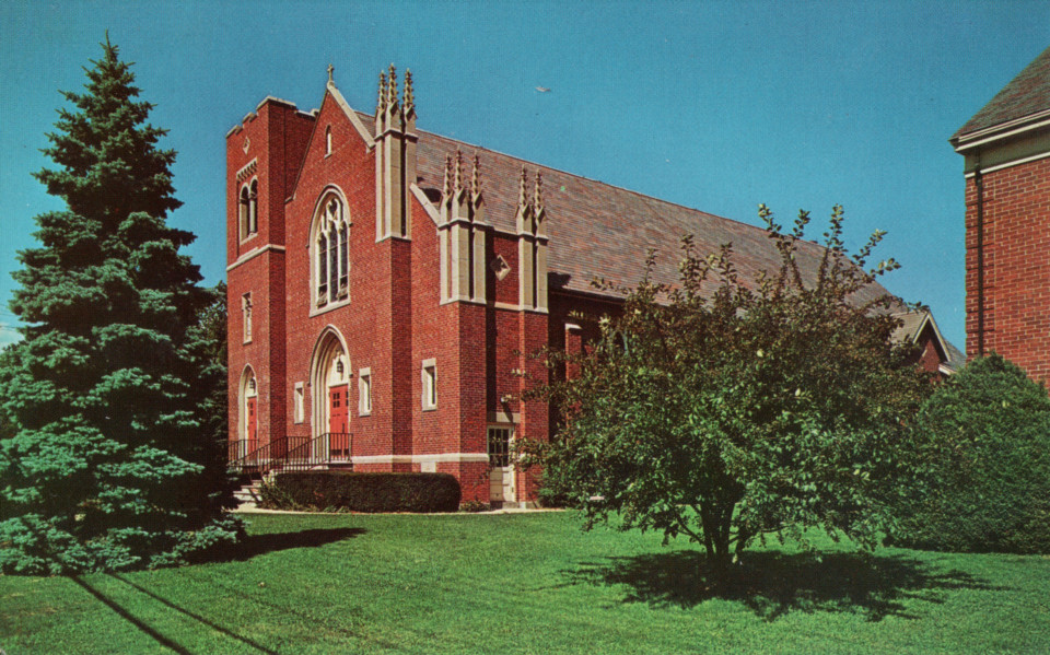 St. Margaret's Church, Madison