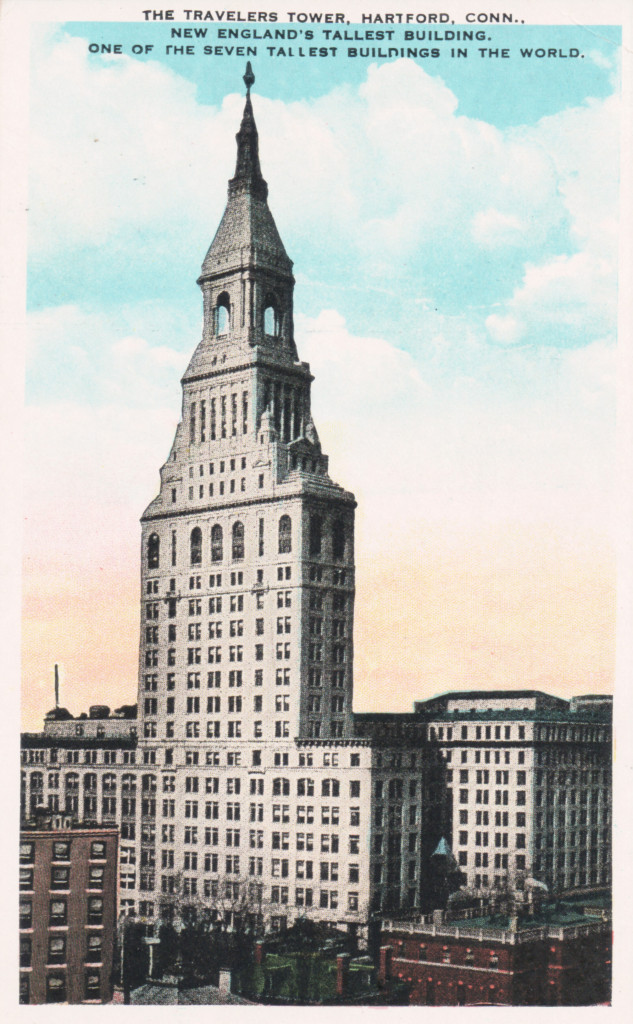 Travelers Tower, Hartford