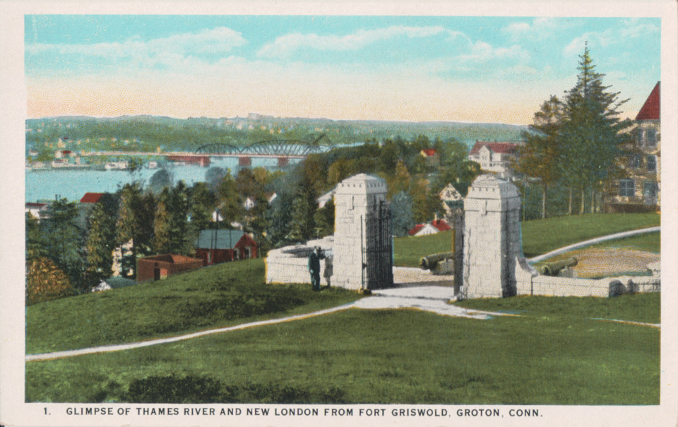 Fort Griswold, Groton