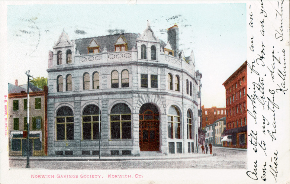 Norwich Savings Society