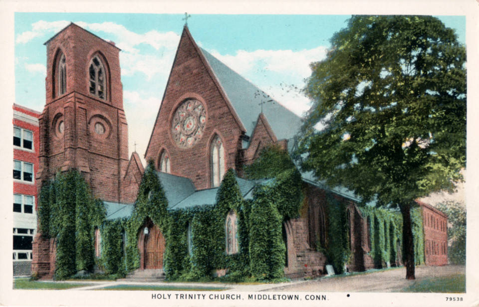 Holy Trinity Church, Middletown