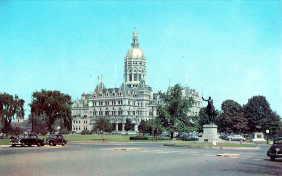 Capitol Building, Hartford