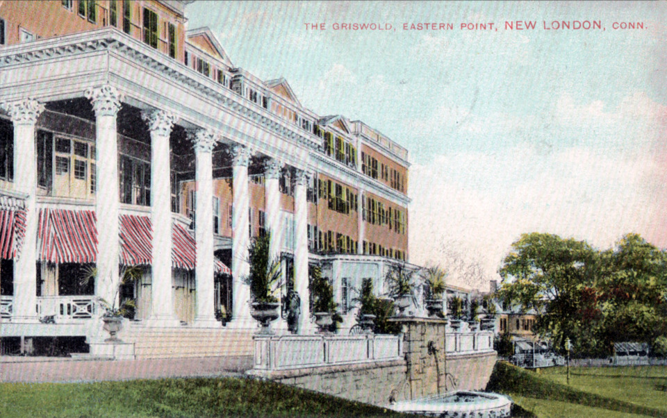The Griswold, New London
