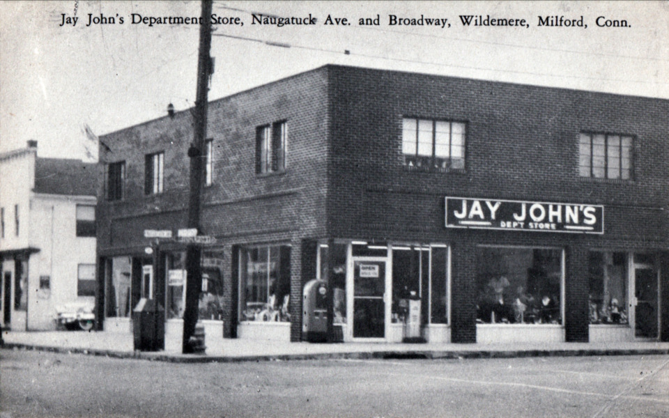Jay John's Department Store, Milford