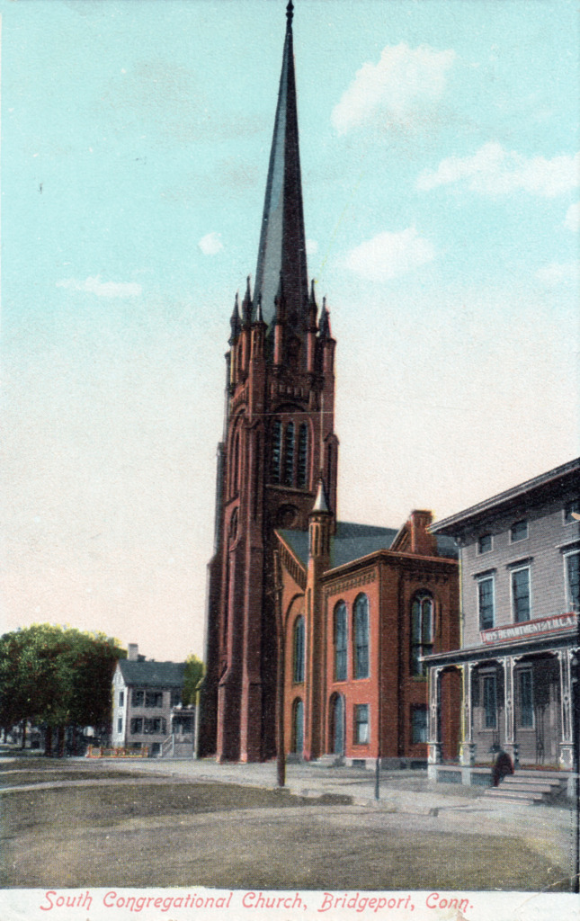 South Congregational Church, Bridgeport