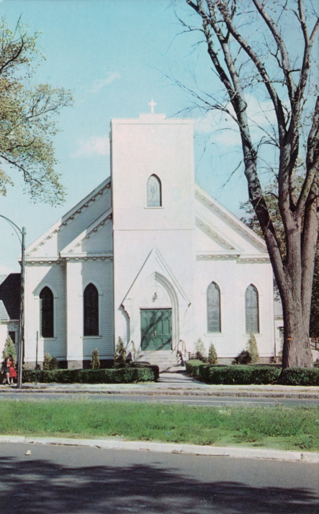 St. Mary's Church, East Hartford