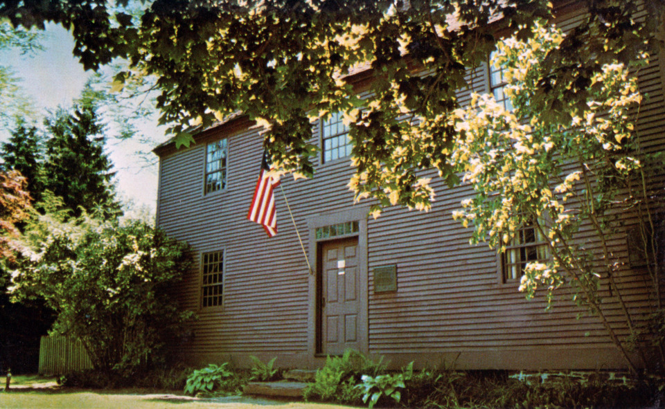 Noah Webster Birthplace, West Hartford