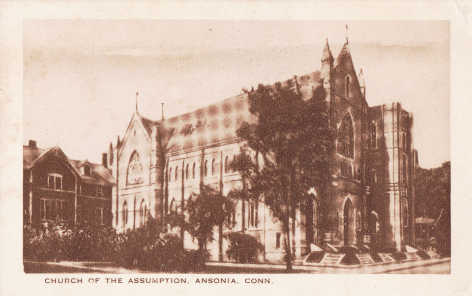 Church of the Assumption, Ansonia