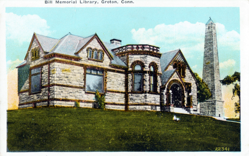 Bill Memorial Library, Groton