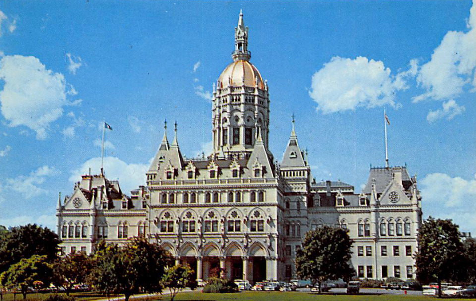 State Capitol Building, Hartford