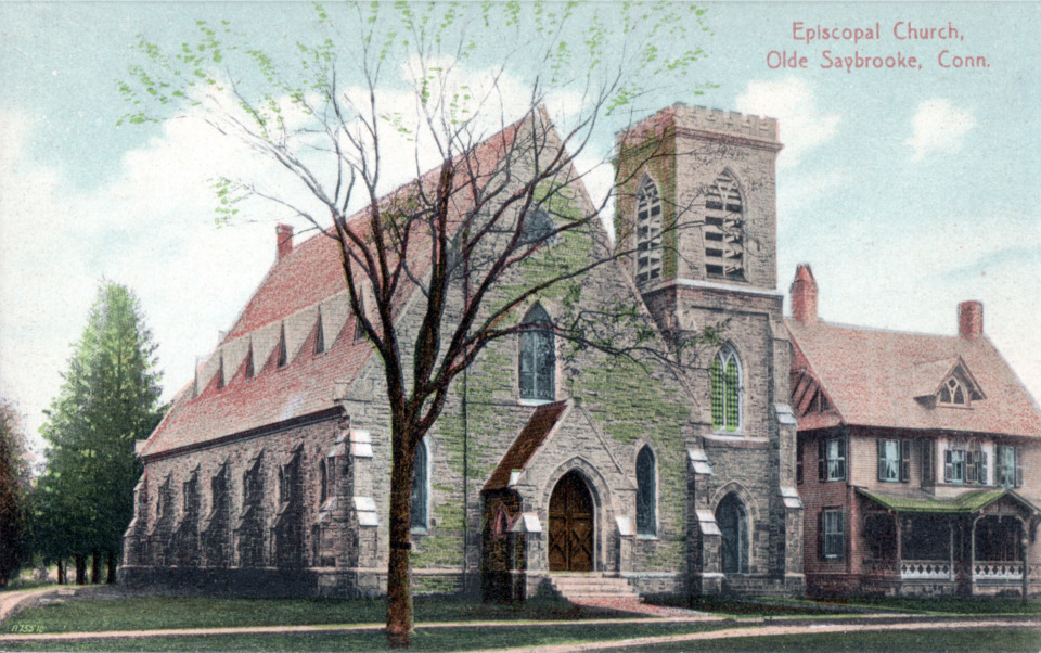 Grace Episcopal Church, Old Saybrook