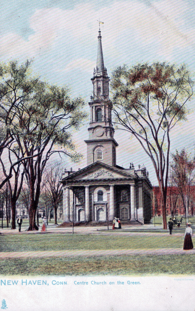 Center Church on the Green, New Haven