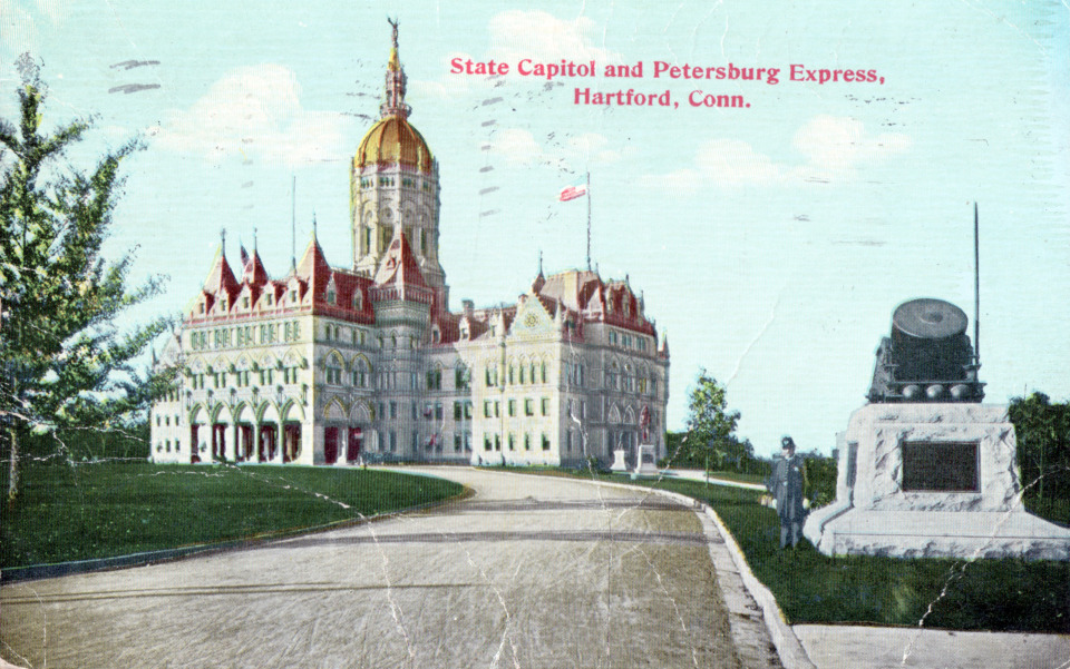 State Capitol, Hartford