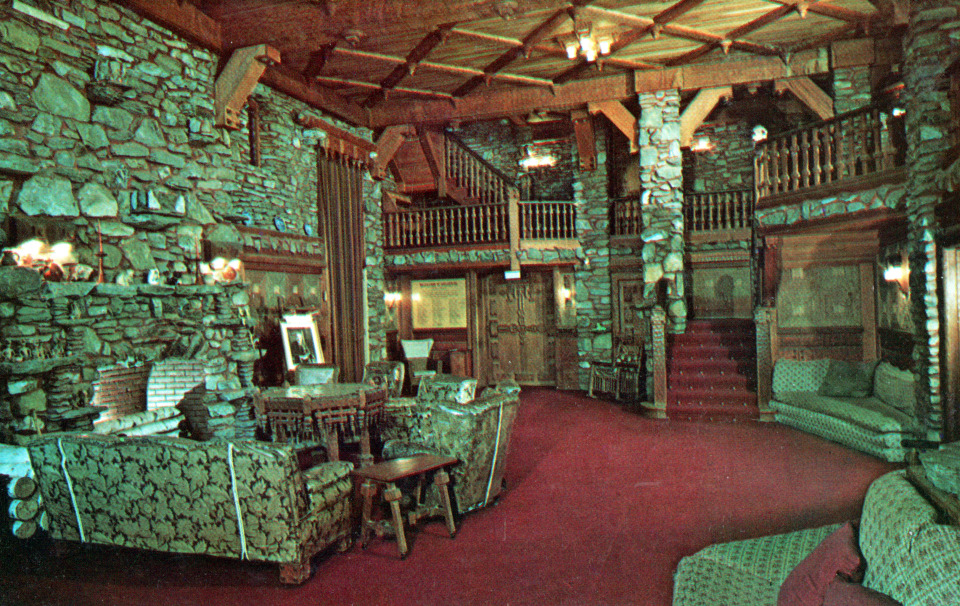 Gillette's Castle, East Hadlyme