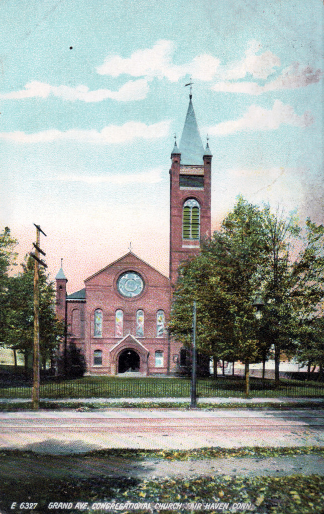 Grand Avenue Congregational Church, New Haven