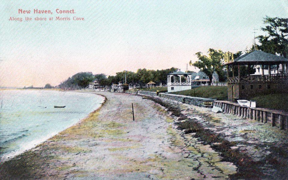 Morris Cove, New Haven