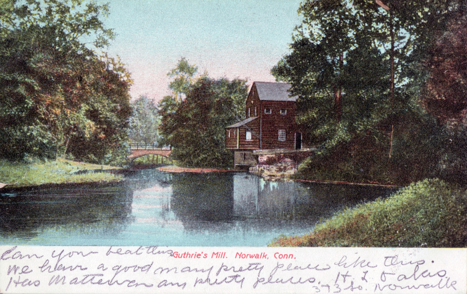 Guthrie's Mill, Norwalk