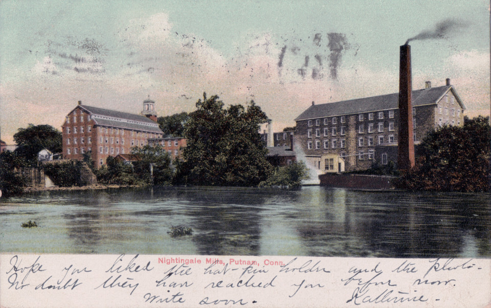 Nightingale Mills, Putnam