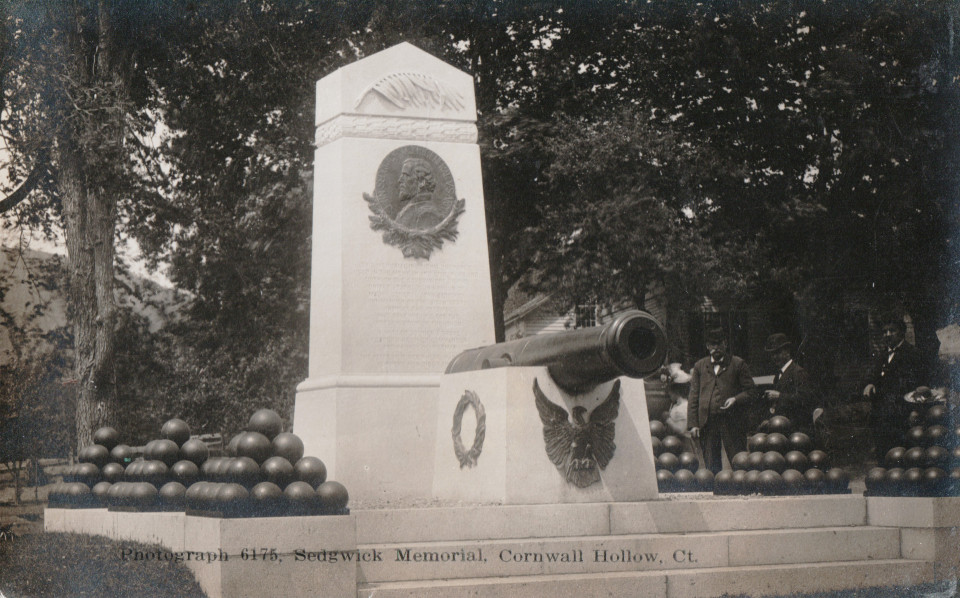Gen. John Sedgwick Monument, Cornwall Hollow