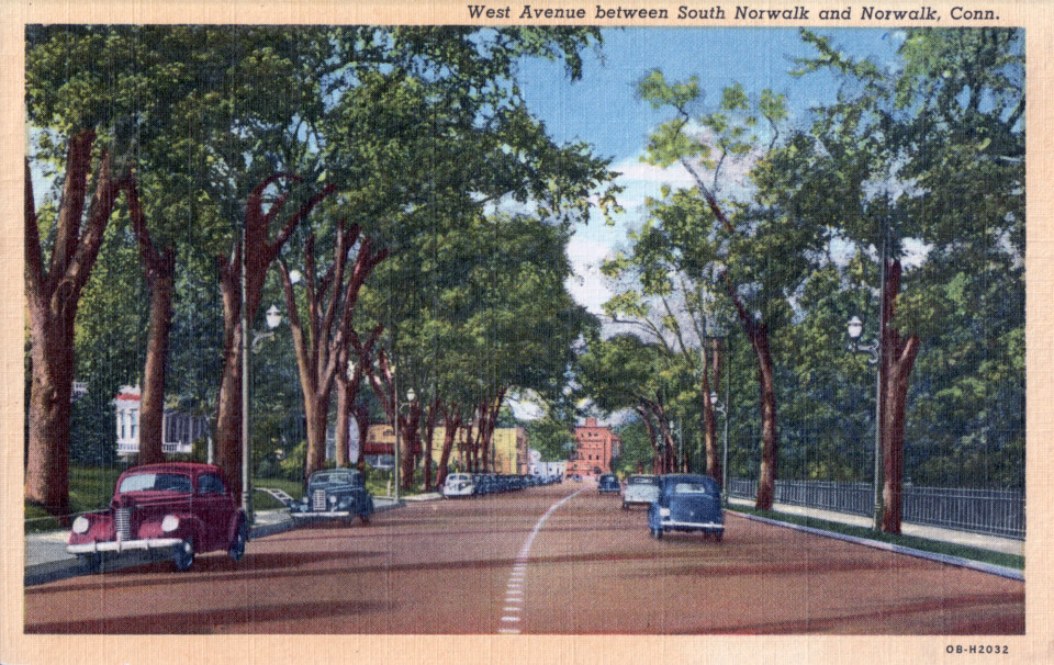 West Avenue, Norwalk